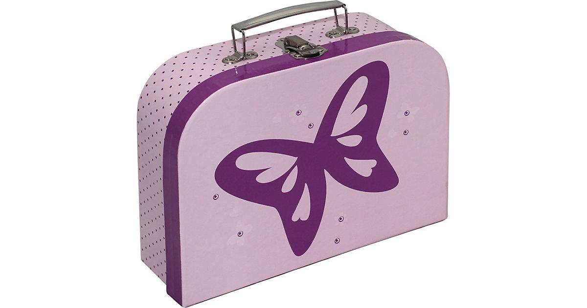 Spielkoffer, Schmetterling lila