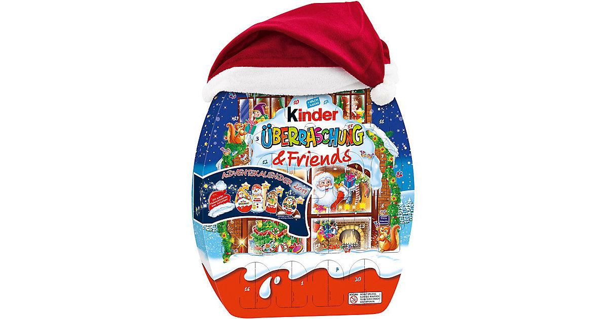 Kinder-Überraschung Adventskalender