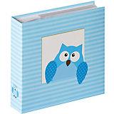 Baby Memoalbum Owlet Boy