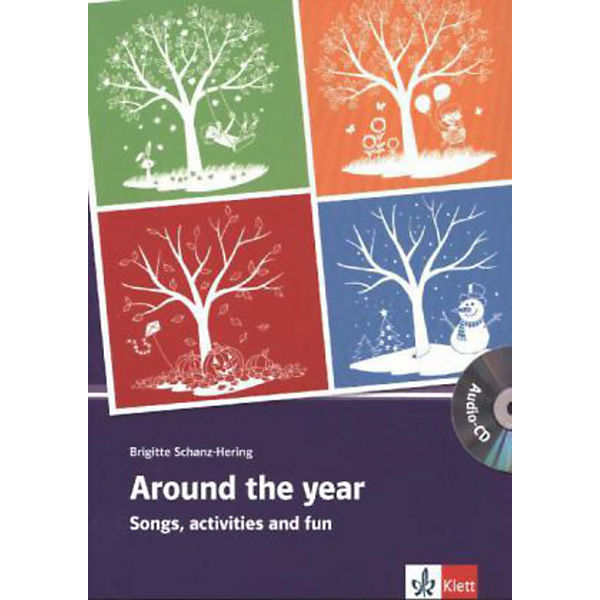 Around the year, m. 1 Audio-CD