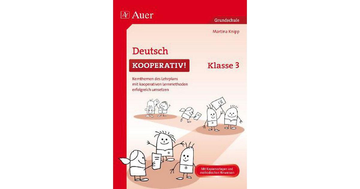 Buch - Deutsch kooperativ! Klasse 3