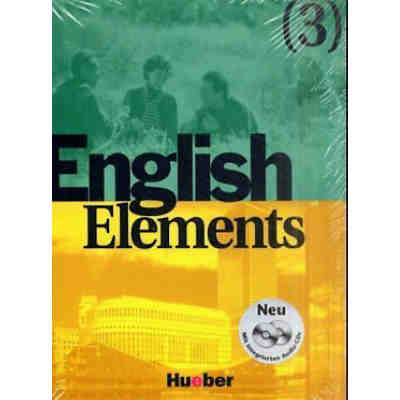 English Elements: Lehr- und Arbeitsbuch, m. 2 Audio-CDs