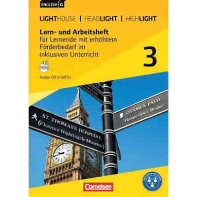 English G Lighthouse / English G Headlight / English G Highlight - Allgemeine Ausgabe: 7. Schuljahr, Materialien für Lernende