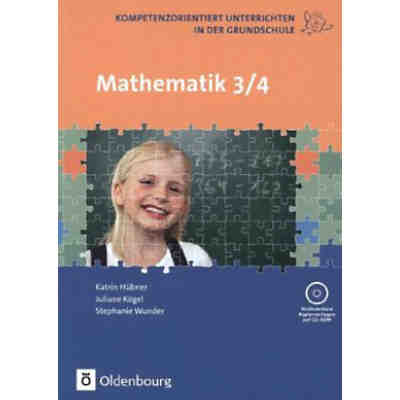 Mathematik 3/4, m. CD-ROM