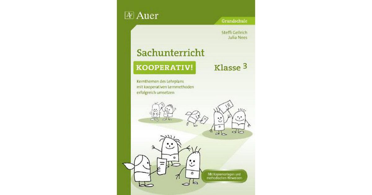 Buch - Sachunterricht kooperativ! Klasse 3