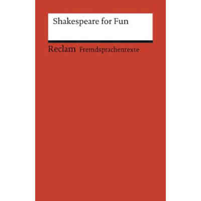 Shakespeare for Fun