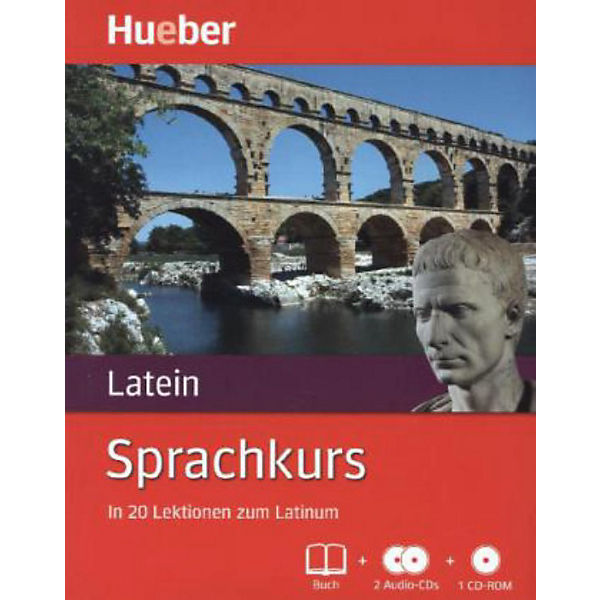 Sprachkurs Latein, m. 2 Audio-CDs u. CD-ROM