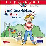 Lesemaus Sonderband: Conni-Geschichten, die stark machen, Sammelband