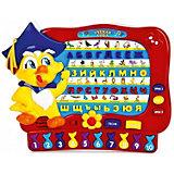 """Обучающая игрушка """"Ученая сова"""", 5 программ, со светом и звуком, Умка"""