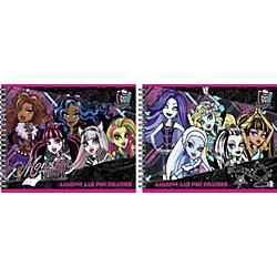 Альбом для рисования, 20 листов, Monster High