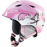 UVEX Skihelm airwing 2 snowman pink 48-52