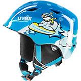 UVEX Skihelm airwing 2 snowman blue 48-52