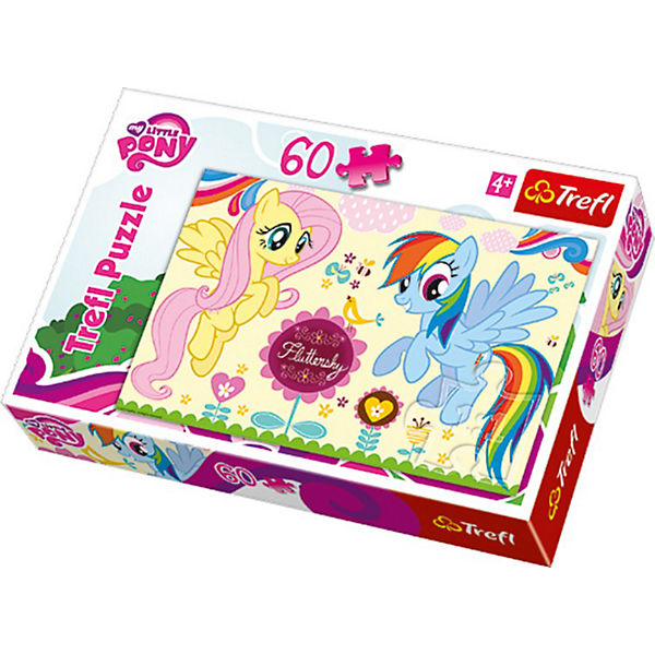 "Пазл ""My little Pony"", 60 деталей, Trefl"