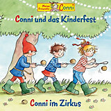 CD Conni 42 - Conni und das Kinderfest/Conni im Zirkus