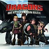 CD Dragons - Die Reiter von Berk 02 - Der Sturm