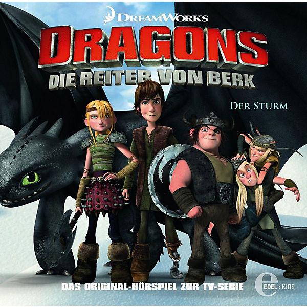 cd dragons die reiter von berk 02 der sturm dragons mytoys. Black Bedroom Furniture Sets. Home Design Ideas