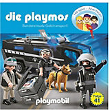 CD Die Playmos 41 - Sondereinsatz Geldtransport