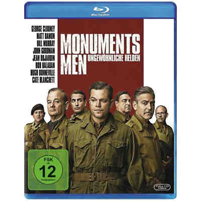 BLU-RAY Monuments Men