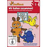 DVD Die Sendung mit der Maus 05 - Wir halten zusammen!