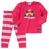 LEGO WEAR Schlafanzug DUPLO für Mädchen, pink