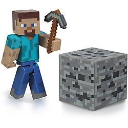 Фигурка Стив, 8см, Minecraft