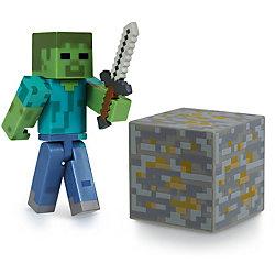 Фигурка Зомби, 8см, Minecraft