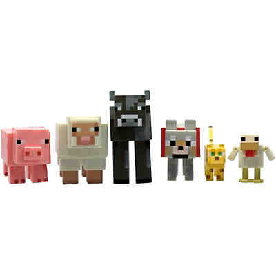 MINECRAFT - Multipack Tiere