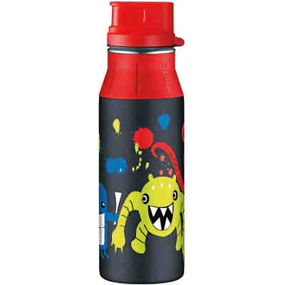 Trinkflasche elementBottle Monster, 600 ml