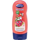 Шампунь для мытья волос и тела Малина, Bubchen, 230 мл.