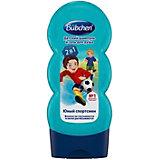 Шампунь для мытья волос и тела Спорт и удовольствие, Bubchen, 230 мл.