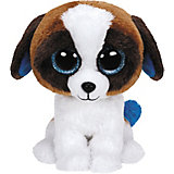 Beanie Boo Hund Duke Buddy, 24 cm