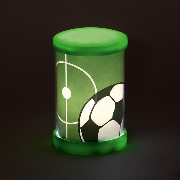 led nachttischlampe fu ball mytoys. Black Bedroom Furniture Sets. Home Design Ideas