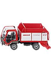 SIKU Farmer 3061 Lindner Unitrac mit Ladewagen 1:32