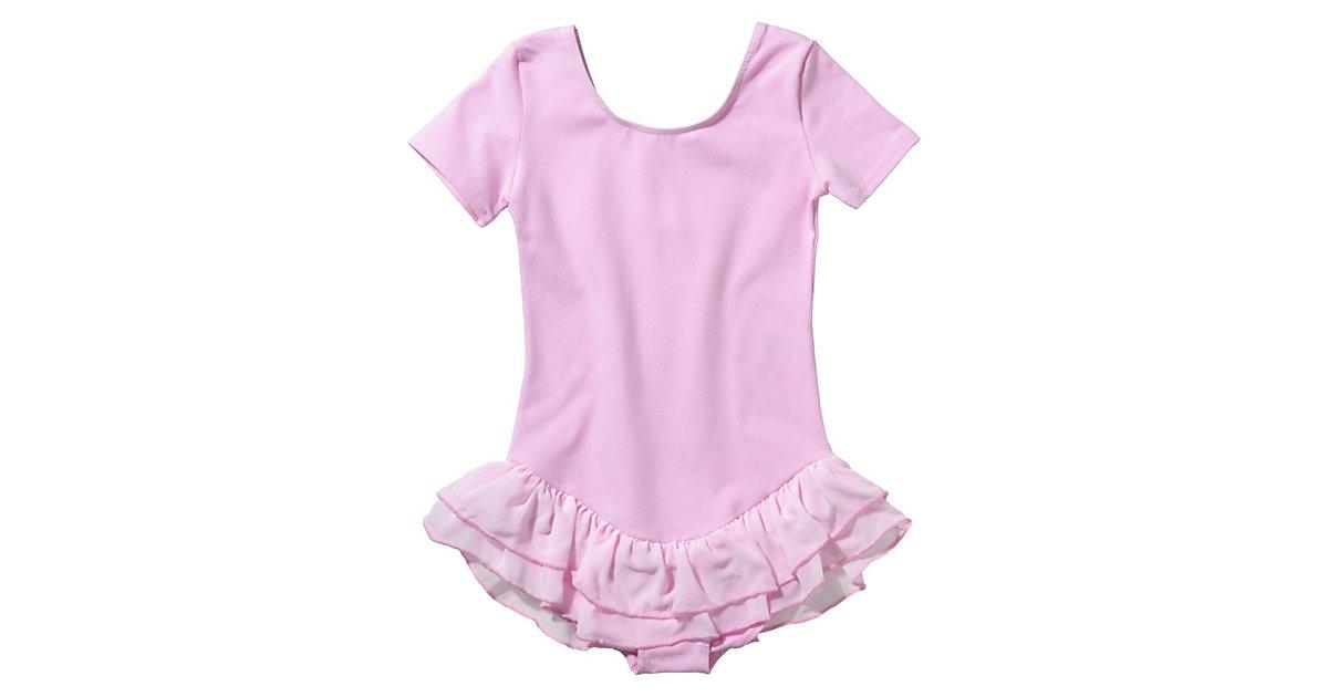 Ballett Body Mädchen rosa Gr. 152 Kinder