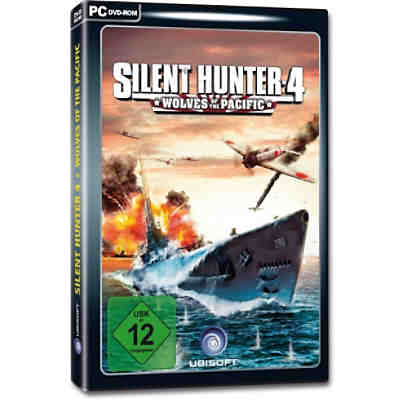 PC Silent Hunter 4