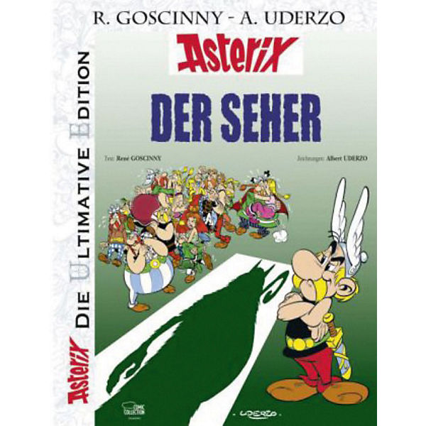 Asterix, Die Ultimative Edition: Der Seher
