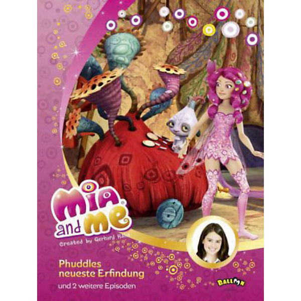 Mia and me: Phuddles neueste Erfindung