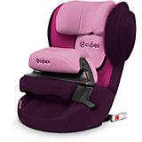 Auto-Kindersitz Juno-fix, Silver-Line, Purple Rain, 2016