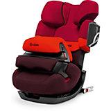 Auto-Kindersitz Pallas 2-Fix, Silver-Line, Rumba Red, 2016