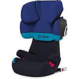 Auto-Kindersitz Solution X2-Fix, Silver-Line, Blue Moon, 2016