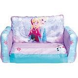 Aufblasbares Sofa, Die Eiskönigin