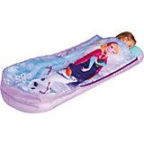 ReadyBed Junior 2in1 (Schlafsack, Kissen und Luftmatzatze), Die Eiskönigin