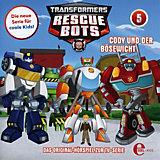 CD Transformers: Rescue Bots 05 - Cody und der Bösewicht