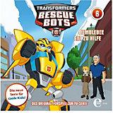 CD Transformers: Rescue Bots 06 - Bumblebee Eilt zu Hilfe