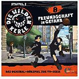 CD Die wilden Kerle 08 - Freundschaft in Gefahr