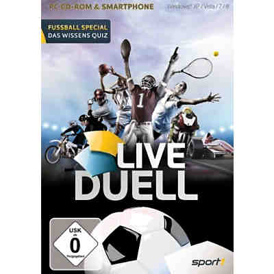 PC Live Duell - Fußball Special
