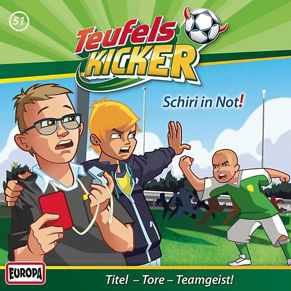 CD Teufelskicker 51 -  Schiri in Not!