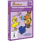 DVD Die Sendung mit der Maus 06 - Tierisches Vergnügen mit der Maus