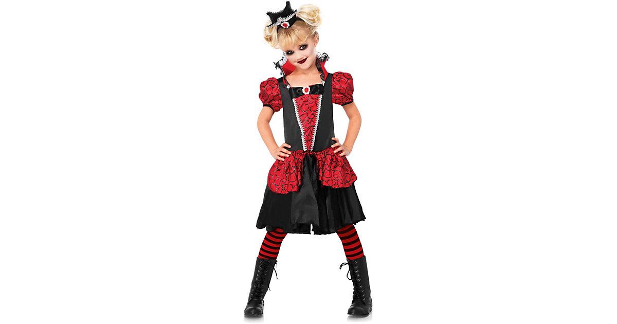Kostüm Kleine Vampirfürstin Gr. 146/158 Mädchen Kinder