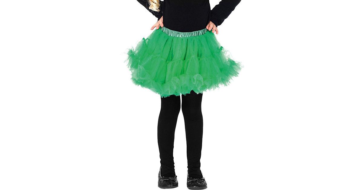 Petticoat für Kinder grün Gr. 134/152 Mädchen Kinder